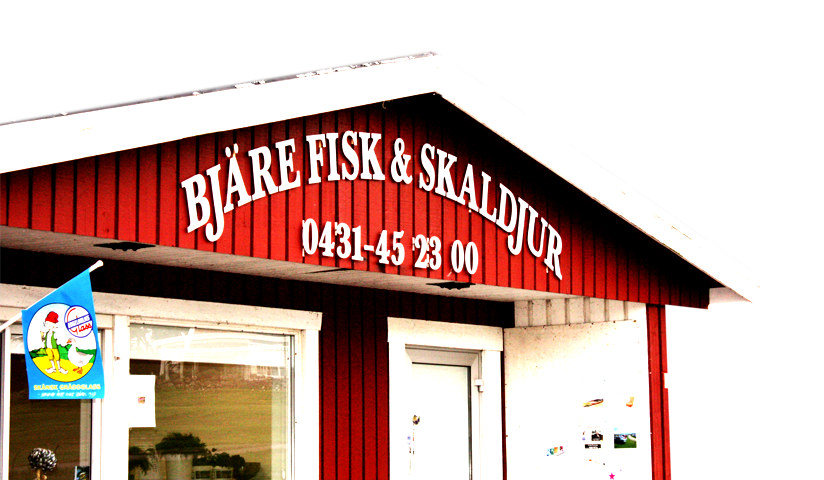 Fiskrestaurant i Magnarp